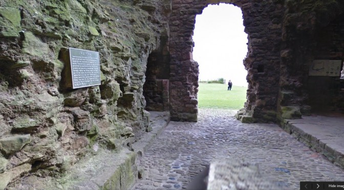 Why not tour Tantallon Castle today?
