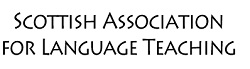 Scottish Association for Language Teaching logo