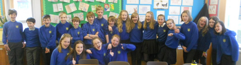 Yester P7 Class Web Site 2012/2013