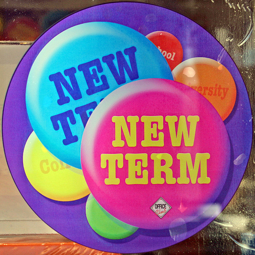 Image result for new term