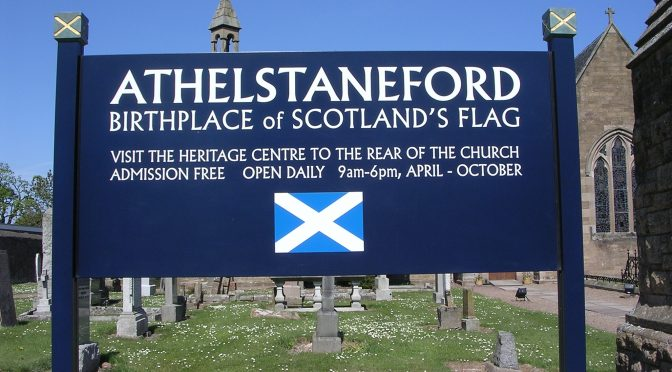 Saltire Festival – St Andrew's Day Service