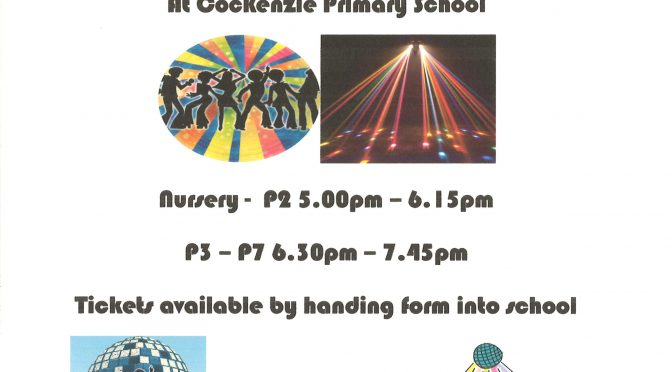 CPS PTA Onsie Disco – Friday 27th April