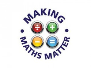 making Maths Matter Logo
