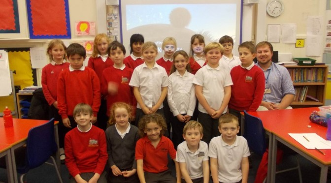 Welcome to P4/5