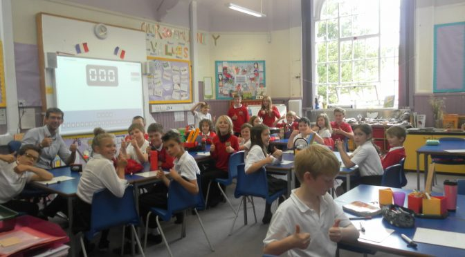 Welcome to P6/7