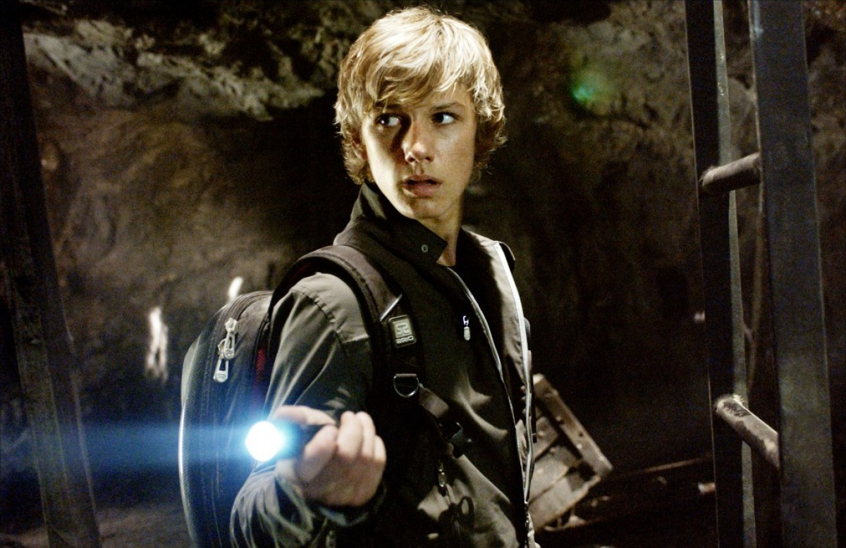 Alex rider book report