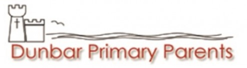 Dunbar Primary Parents web site logo