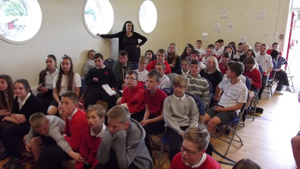 P7 Leavers Assembly Dunbar Primary School