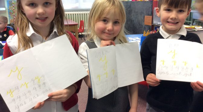 P1A handwriting.