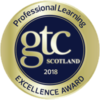 GTCS Professional Learning AWard 2018