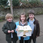 """I hope lots of bugs visit our bug hotel"" Amy"