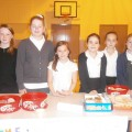Enterprising P6 Pupils Help SSPCA