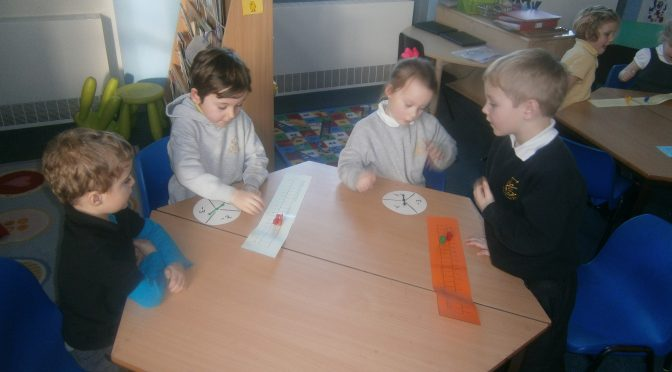 Busy times in P1