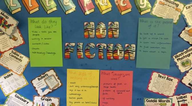 Lovely Literacy by P4