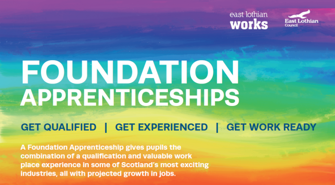 An Introduction to Foundation Apprenticeships
