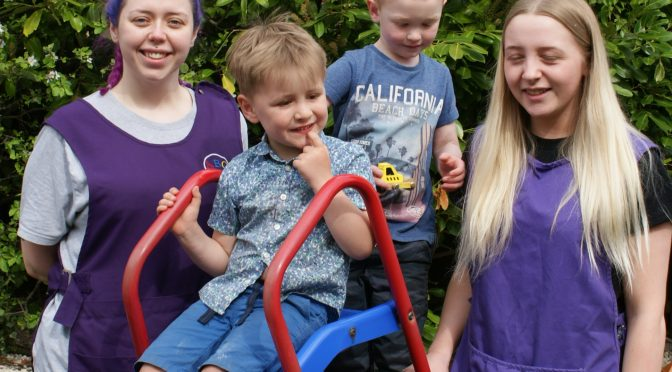 The Foundation Apprenticeship in Social Services: Children and Young People
