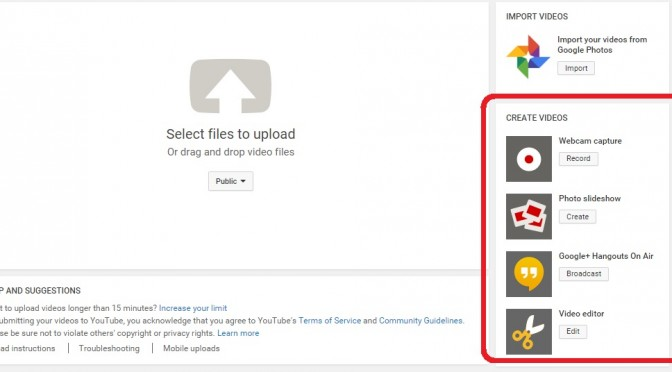 Have You Tried YouTube's Slideshow Creator?