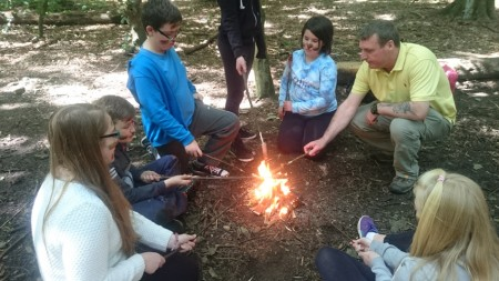 Transition Grp Bushcraft