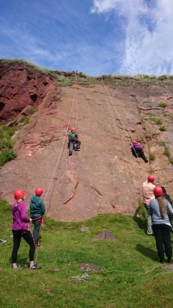 Transition Grp Climbing