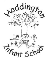 Haddington INfant School logo