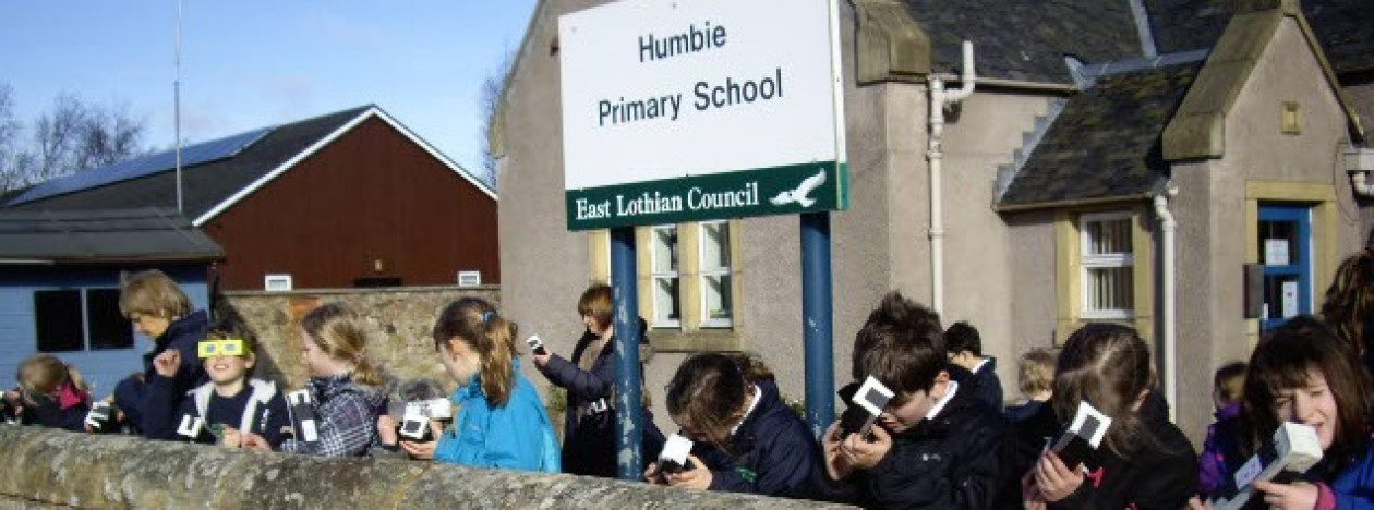 The Humbie Primary Blog: