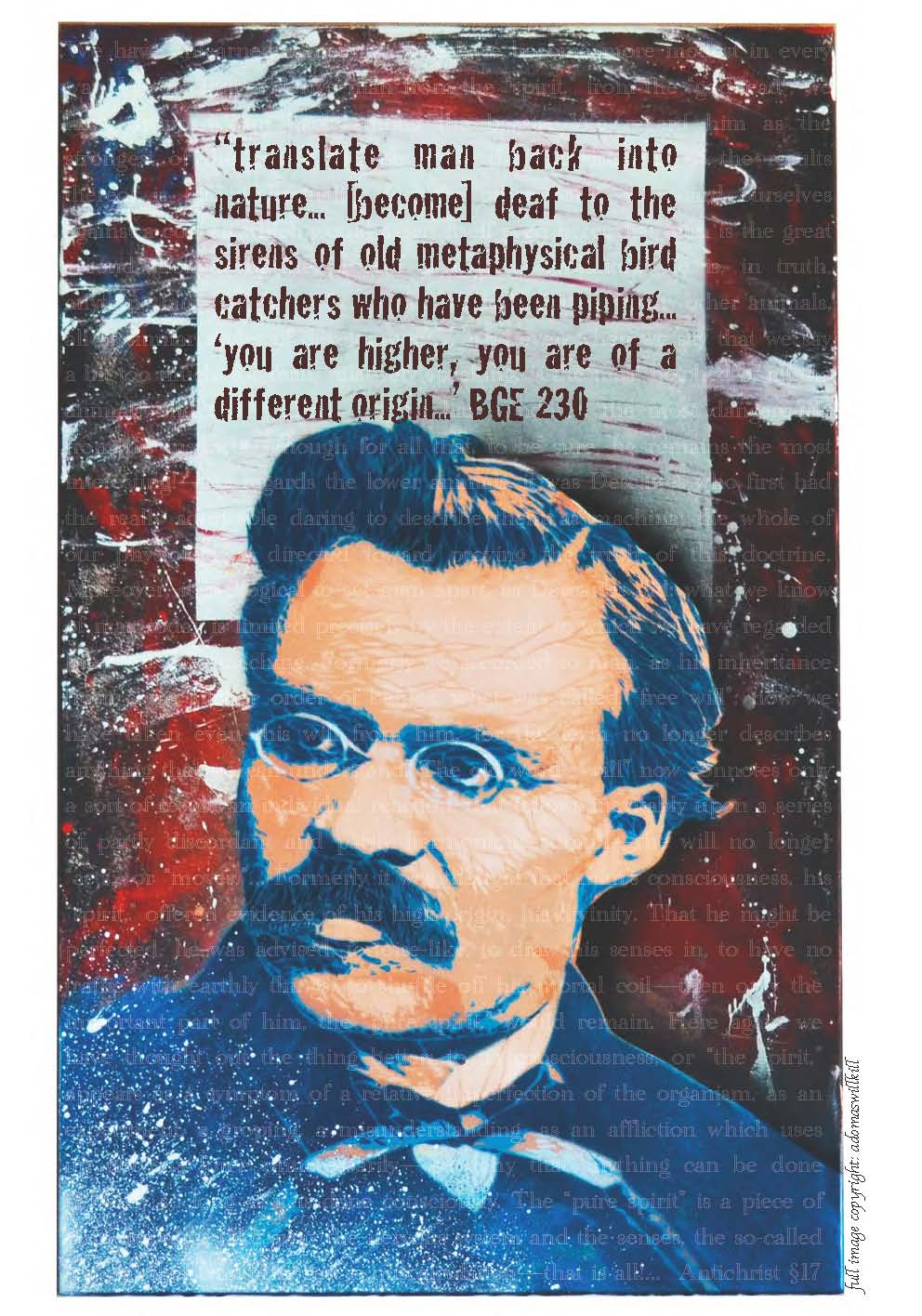 religion in chekhov and nietzsches philosophies essay An nyrb classics original in 1869, at the age of twenty-four, the precociously brilliant friedrich nietzsche was appointed to a professorship of classical the foundations of all external authority, nietzsche demonstrated that the intellect, once it frees itself of all binding illusions philosophical, religious, and.