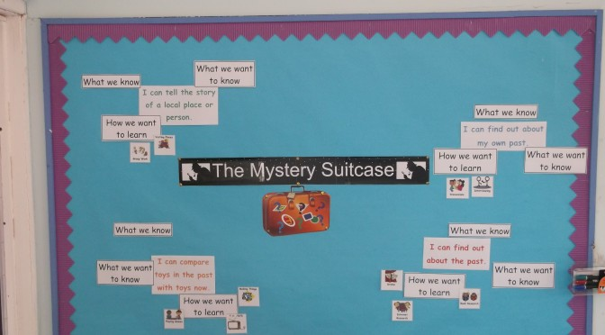 The Mystery Suitcase