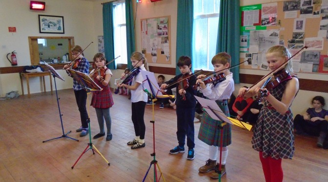 Community Warden, Zoo Bus, Ceilidh, P7 Transition & Dogs Trust – Phew!!