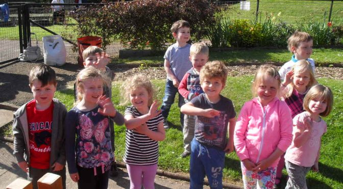 Nursery Adventure Course – 17th May 2016