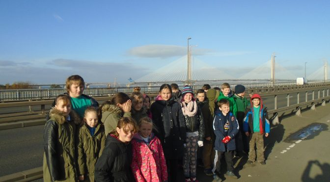 Forth Bridge Visit