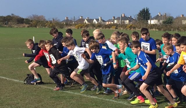 Cross Country, Rugby and Keep Fit – A Healthy Week!