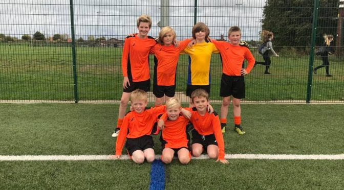 Another Great Performance from the Innerwick Football Team