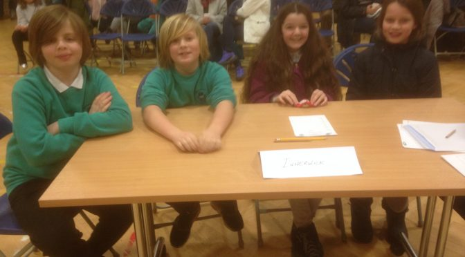 Rotary Club Primary School Quiz