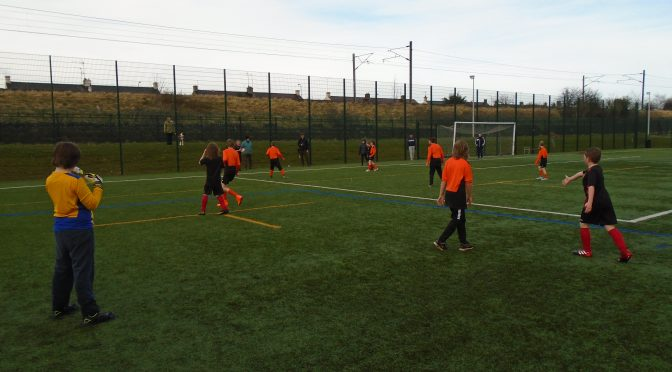 March Football Tournament
