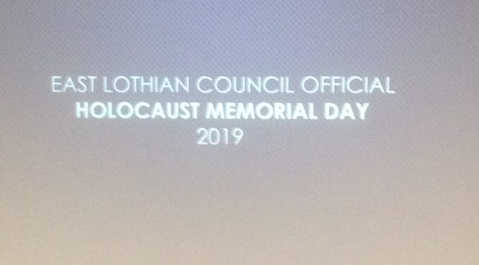 Holocaust Memorial Service – QMU