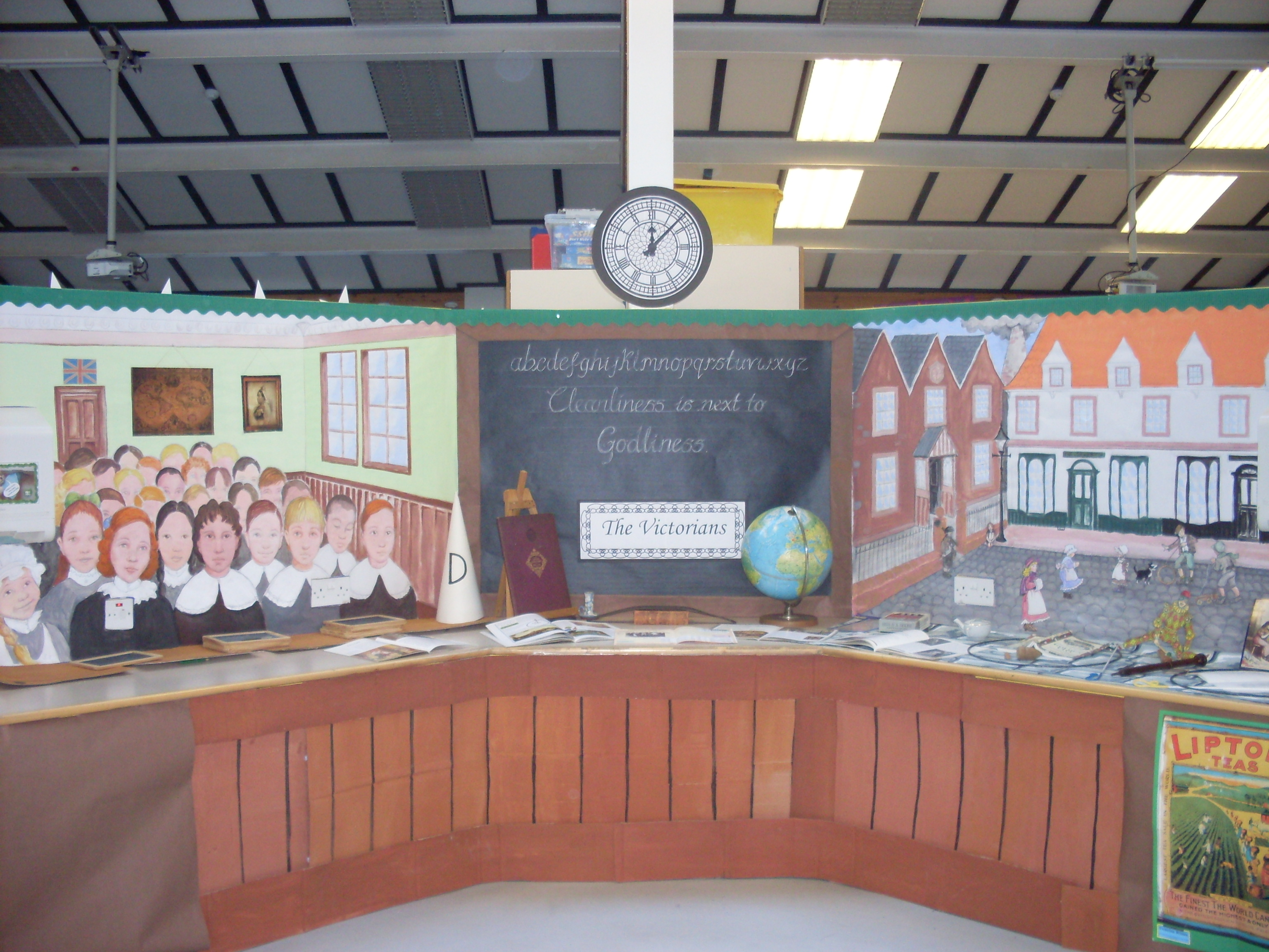 Classroom Display Ideas Victorians : Victorian day king s meadow primary school p