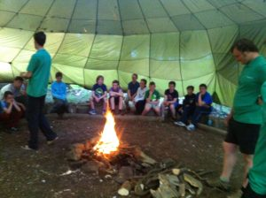 Tuesday Night Camp Fire – Longniddry Primary School