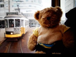 Tram Ted
