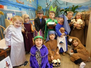 Nativity in the Nursery!