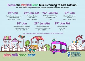 Play, Talk, Read - East Lothian