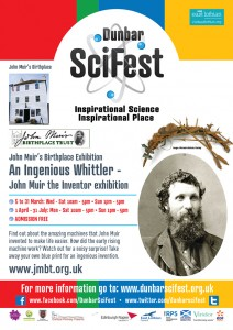 DSF A4 poster 13 - Ingenious Whittler exhibition, JMB