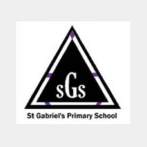 St. Gabriel's badge