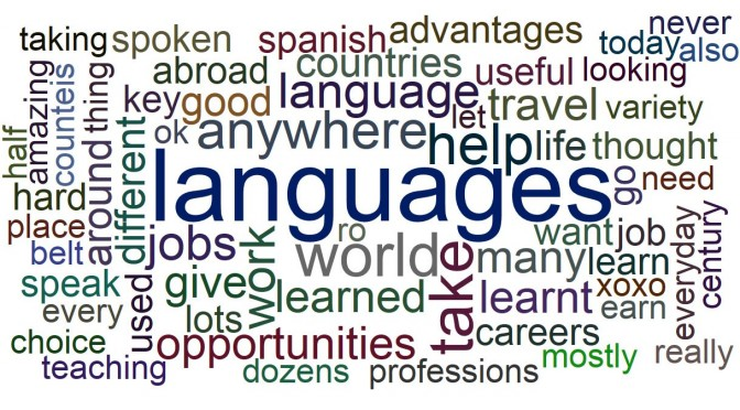 What Languages Can Do for You