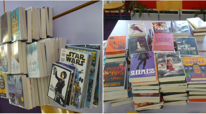 New library books now available to borrow