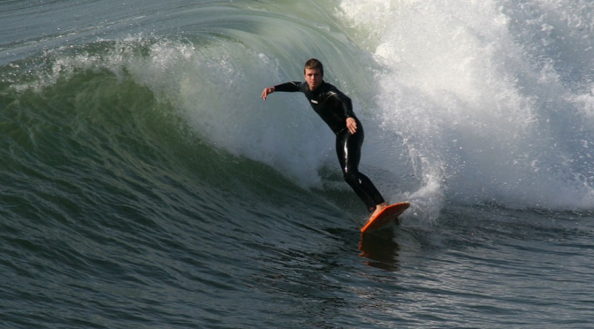 Surfing Sessions in May
