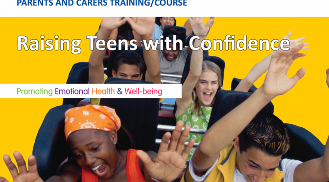 Raising Teens with Confidence Course