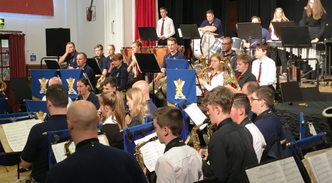 Opportunity to perform with the Band of the Royal Regiment of Scotland