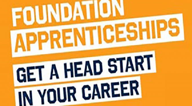 Foundation Apprenticeships Information
