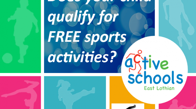 Free Access to Active Schools Classes