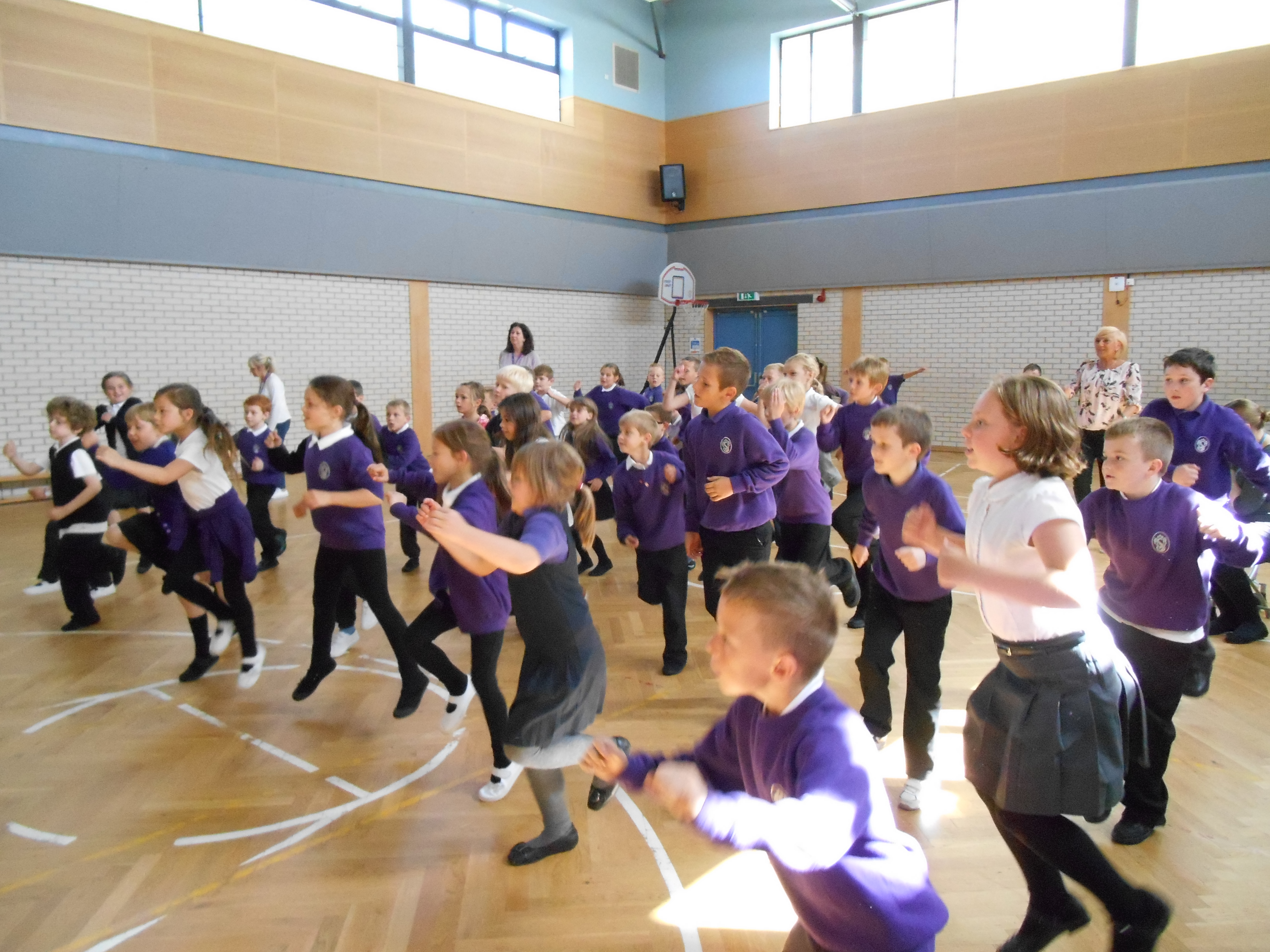 P5D Class Blog - African Drumming and Dancing Workshop